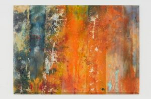 Sam Gilliam, Back, 1970