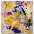 Sam Gilliam, Bursting, 1972