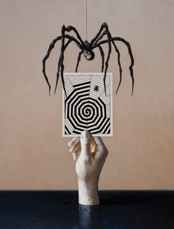 Scott Fraser, Spider Lullaby, 2012