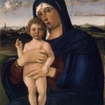 Giovanni Bellini, Madonna and Child Blessing