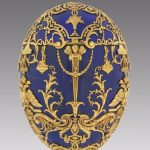 Fabergé firm (Russian), Imperial Tsarevich Easter Egg, 1912