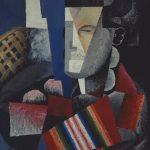 Diego Rivera, Portrait of Martín Luis Guzmán, 1915