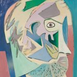 Walter Quirt, Head, 1948