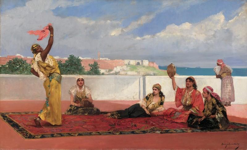 Jean Joseph Benjamin Constant, The Scarf Dance