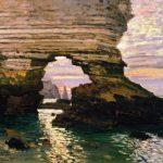 Claude Monet, La Porte d'Amont, Étretat