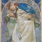 Alphonse Mucha, Princess Hyacinth, 1911