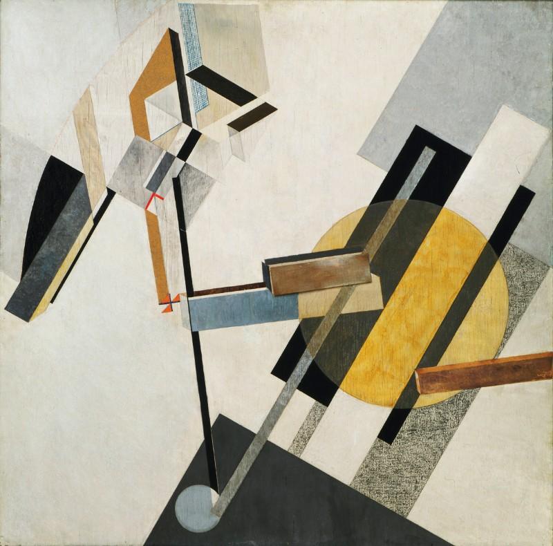 El Lissitzky, Proun 19D