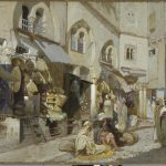 Louis Comfort Tiffany, Algerian Shops