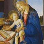 Sandro Botticelli, Madonna of the Book