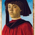 Sandro Botticelli, Portrait of a Youth