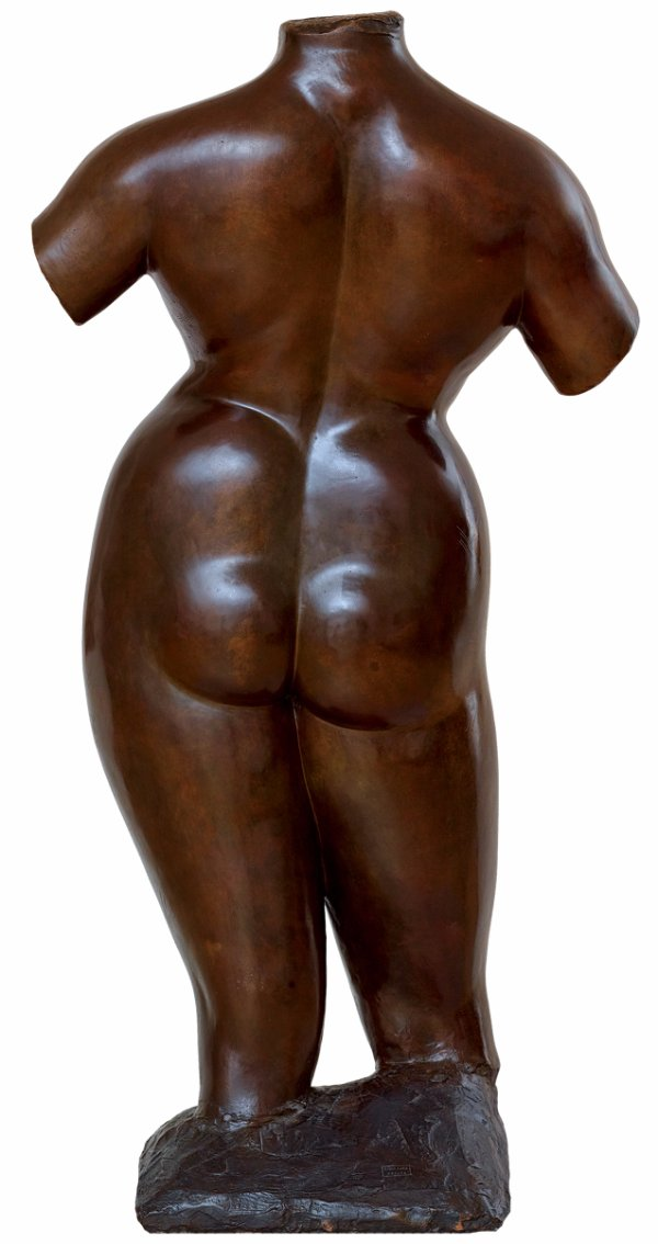 Gaston Lachaise, Torso of Elevation,