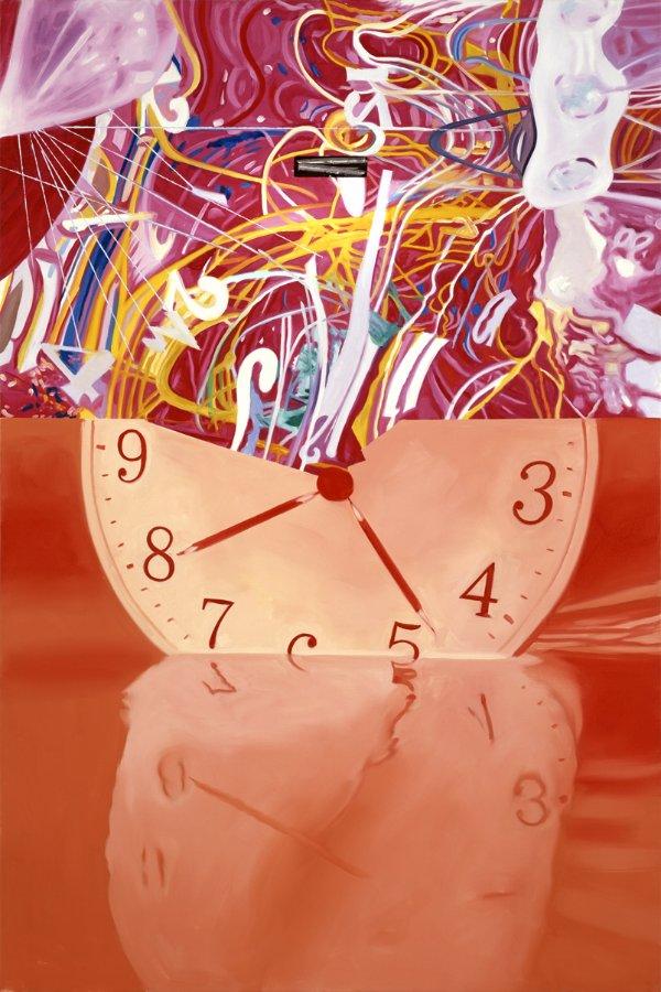 James Rosenquist, Time Machine Illustrated