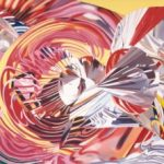 James Rosenquist, The Stowaway Peers Out at the Speed of Light