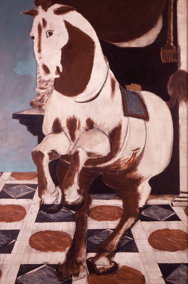 John D. Graham, Horse, circa 1940