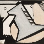 John D. Graham, White Still Life, 1930