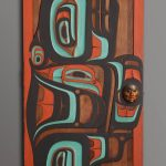 Richard Hunt (Kwakwaka'wakw) and John Livingston (adopted Kwakwaka'wakw), Door