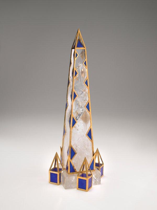 Jean Schlumberger, Obelisk