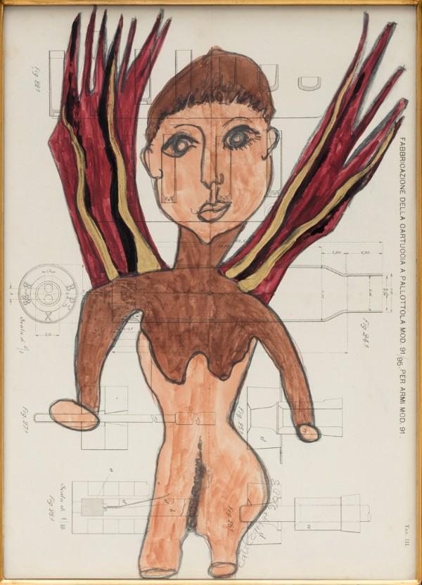 Carol Rama, Epifania