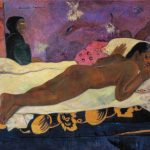 Paul Gauguin, Manaò tupapaú (Spirit of the Dead Watching), 1892