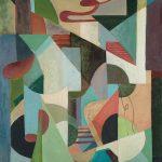 Juanita Guccione, Shapeshifting, 1935