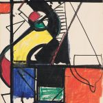Hans Hofmann, Construction, 1948