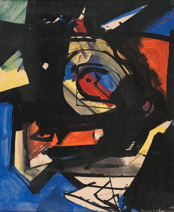 Hans Hofmann, Figure, 1949