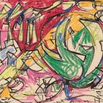 Hans Hofmann, Bird Flight, 1943