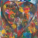 Jim Dine, Abyss of The Good Soldier (for Harry W.), 2010