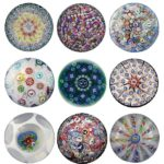 Various paperweights