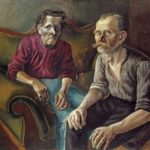 Otto Dix, The Parents I, 1921.