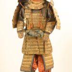 Samurai armor in the classic style of the Tale of Genji