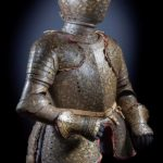 A North Italian half-armor probably made for a prince of Savoy, circa 1600.