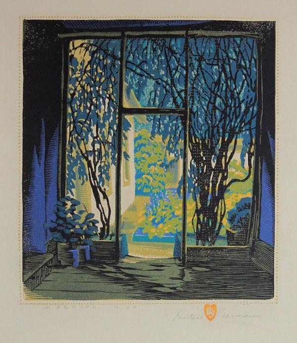 Gustave Baumann, Morning Sun