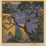 Gustave Baumann, Pinon Grand Canyon
