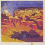 Gustave Baumann, Grand Canyon, 1919