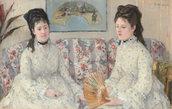 Berthe Morisot, The Sisters