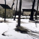 Andrew Wyeth, The Forge