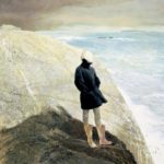Andrew Wyeth, One the Edge