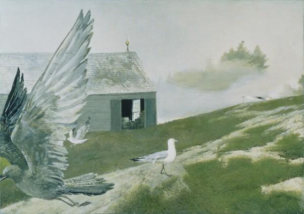 Andrew Wyeth, Bird House