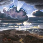 Charles E. Burchfield, Sunburst
