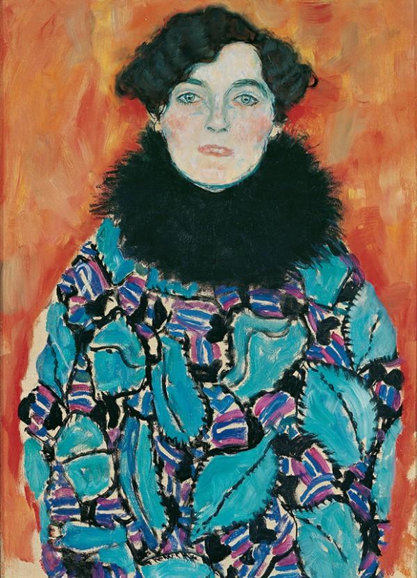 Gustav Klimt, Joanna Staude, 1917-1918