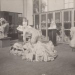 "Claude Lemery, ""Rodin's Studio in Pavilion of Alma, Meudon,"""