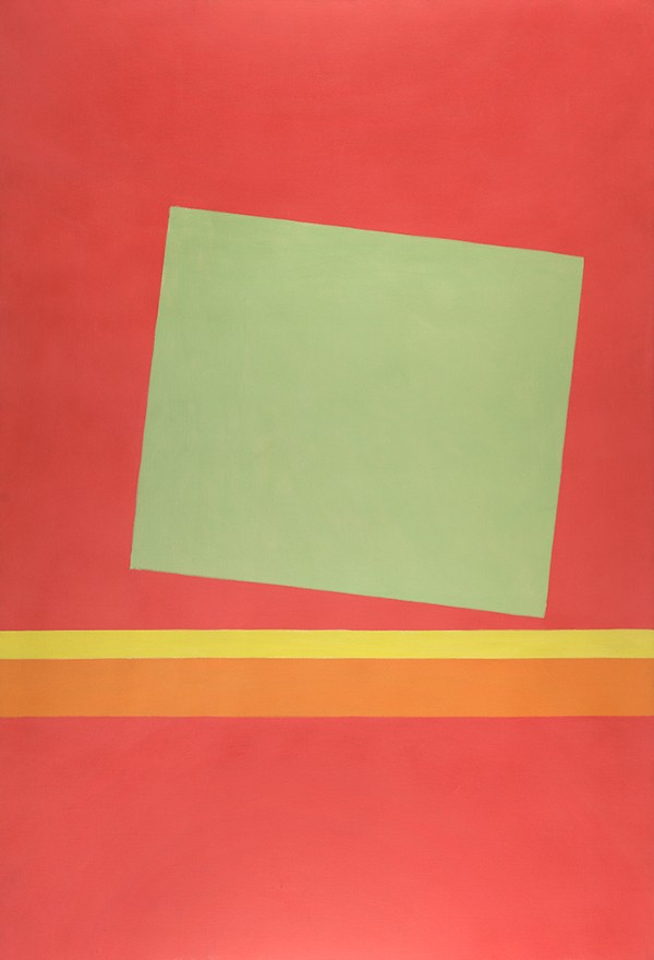 Theodoros Stamos, Homage to Milton Avery: Sun-Box III
