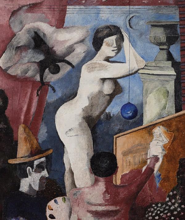 Rufino Tamayo, Academic Painting