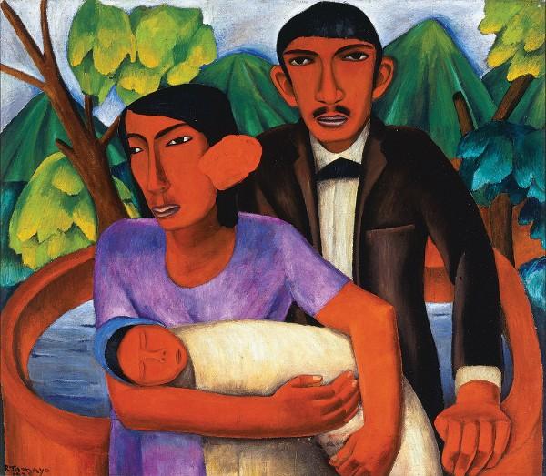 Rufino Tamayo, Familia