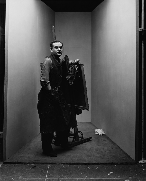 Irving Penn, Rufino Tamayo (2 of 2)