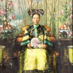 Dai Ze, H.I.M. The Empress Dowager of China, 1979