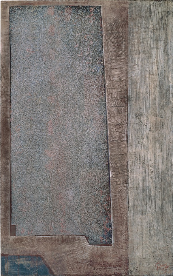 Mark Tobey, Window,1953