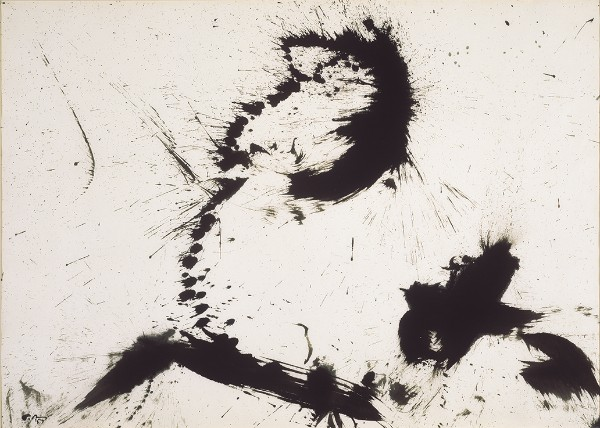 Mark Tobey, Untitled (Sumi Drawing), 1957