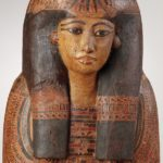 Coffin lid of Henet-Mer, Thebes, Egypt, 21st Dynasty